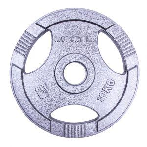 Стоманен диск inSPORTline Hamerton 10 кг