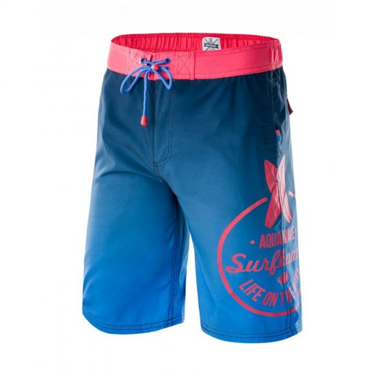 Мъжки къси панталони AQUAWAVE Insign, Син