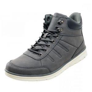 Мъжки високи обувки IGUANA Iraz Mid, Сив
