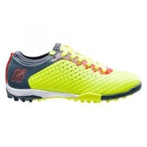 Детски футболни обувки HUARI Cesc JR TF Lime
