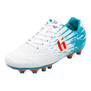 Футболни обувки PATRICK Teen FG, Бял