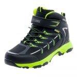 Детски обувки ELBRUS Savas Mid WP Jr, Зелен