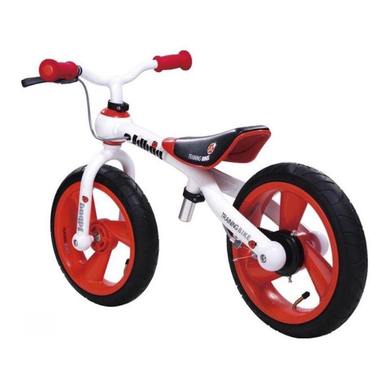 Детско колело без педали JD BUG Training Bike, Червен