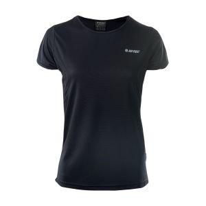 Дамска тениска HI-TEC Lady Doren, Черен