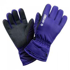 Дамски зимни ръкавици HI-TEC Lady Galena, Лилав