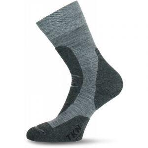 Термо чорапи LASTING TKN, Сив