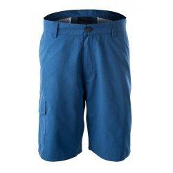 Къс мъжки панталон HI-TEC Pilo, Син