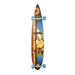 Лонгборд SPARTAN Longboard 46 Surfs UP
