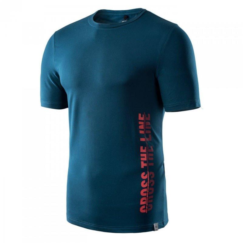 47b6567468e Мъжка тениска IQ Hanad, Син