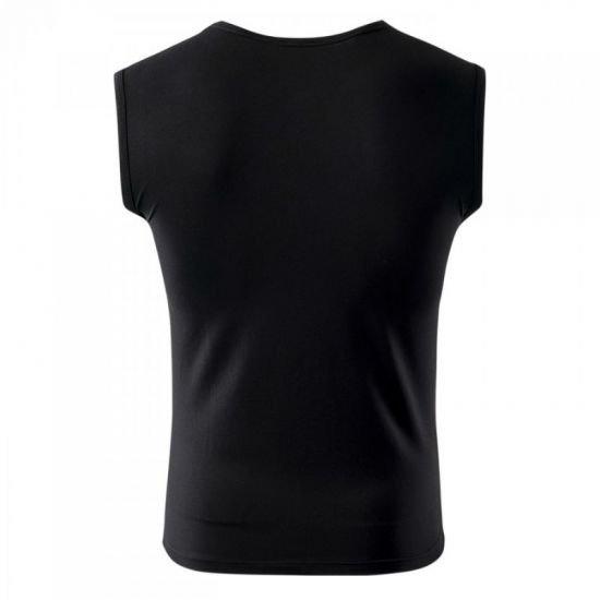 Мъжка тениска IQ Mily, Черен