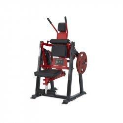 Машина за коремни преси Steelflex Plateload Line PLAC-Черен-Червен
