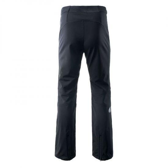 Мъжки зимен панталон IGUANA Lorne, Черен