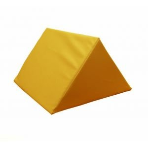 Мек модул за активна игра - равнобедрен триъгълник 400 х 200 мм