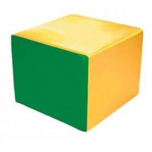 Мек модул за активна игра - куб 200 х 200 х 200 мм
