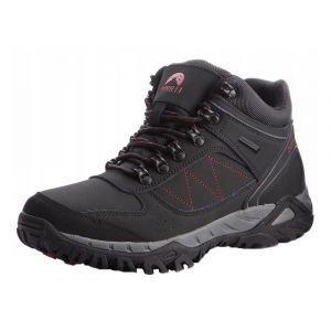 Мъжки високи обувки ELBRUS Lasano Mid WP, Черен