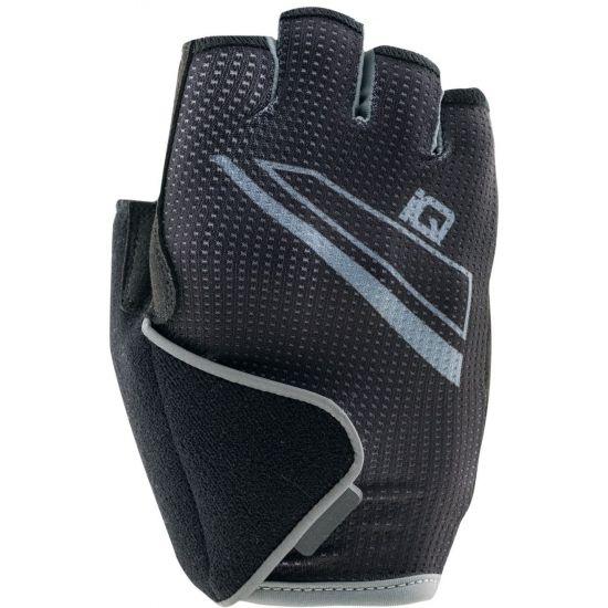 Мъжки вело ръкавици IQ Snag, Черен