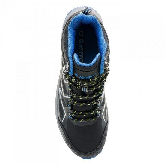 Мъжки обувки HI-TEC Reiko Mid WP, Черен