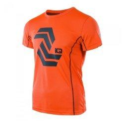 Мъжка тениска IQ Yade, Оранжев
