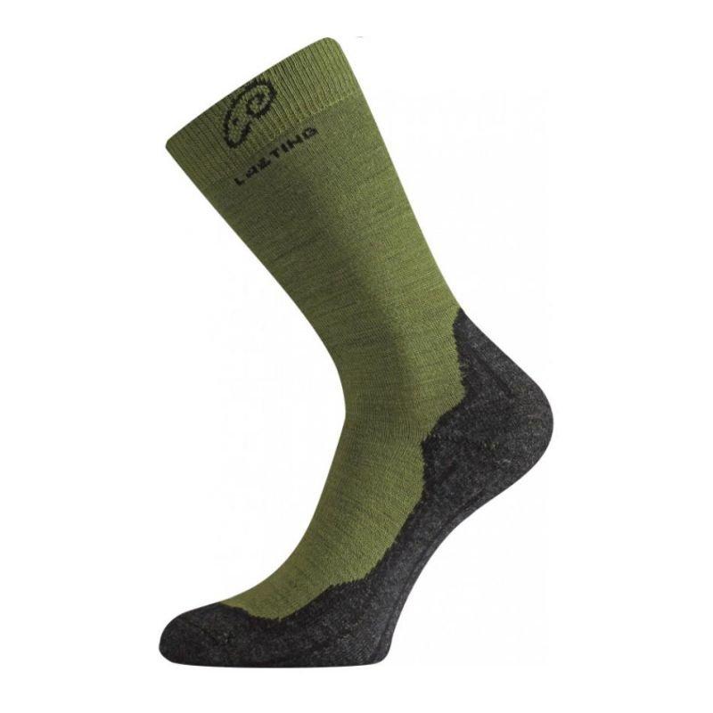 Термо чорапи LASTING WHI, Зелен