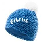 Зимна шапка ELBRUS Hobro, Син