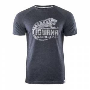 Мъжка тениска IGUANA Baako, Сив