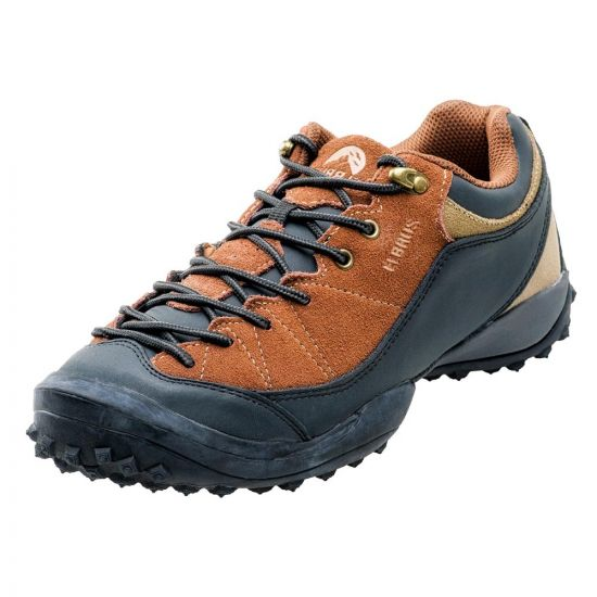 Мъжки ниски обувки ELBRUS Sangan, Кафяв