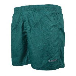Мъжки шорти HI-TEC Nafli, Зелен