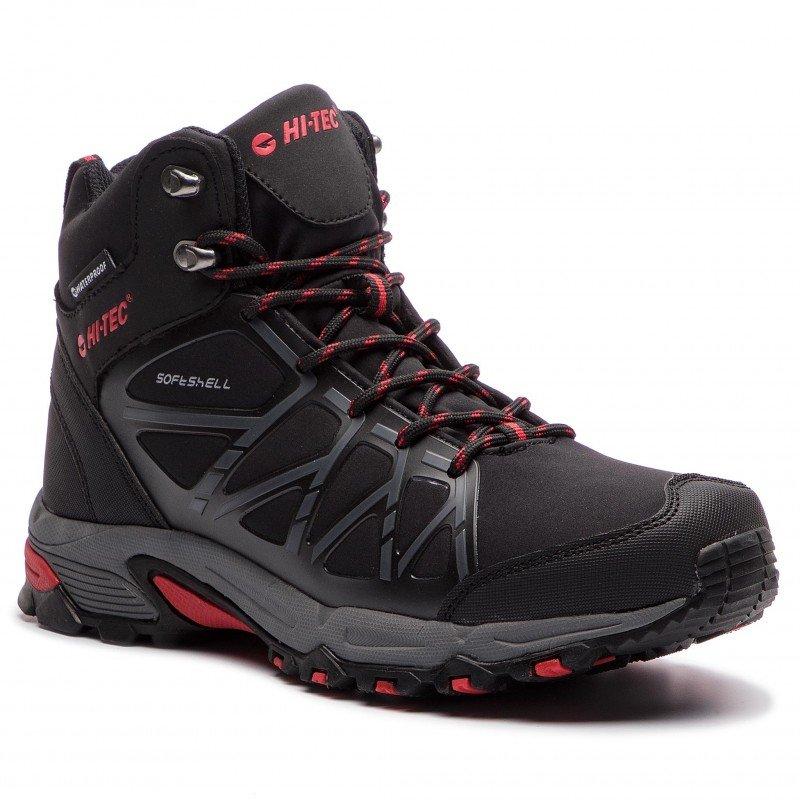 Мъжки обувки HI-TEC Sakura Mid WP, Черен
