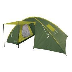 Палатка HI-TEC Taban 4, Зелен