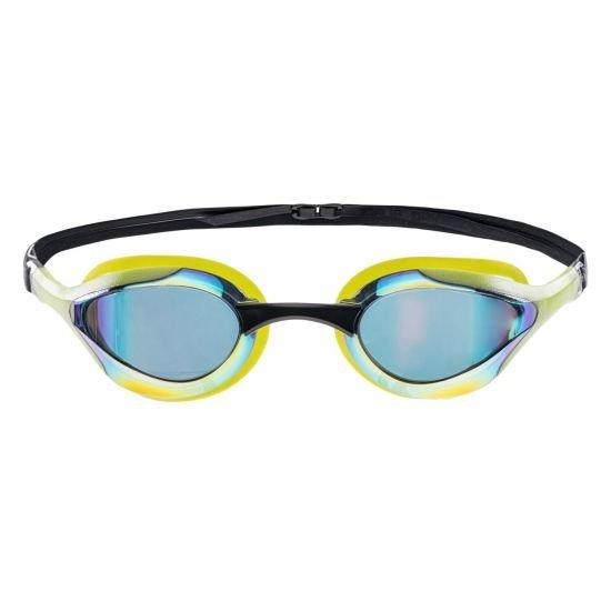 Очила за плуване AQUAWAVE Racer RC, Жълт