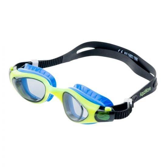 Очила за плуване AQUAWAVE Buzzard, Жълт