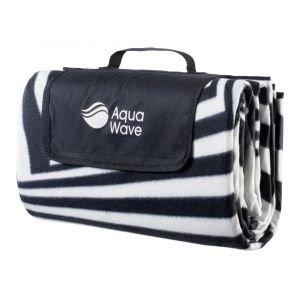 Одеяло за пикник AQUAWAVE Opti Blanket, Бял