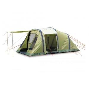 Палатка PINGUIN Interval 4 AirTube, Зелен