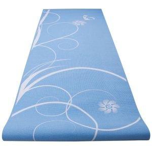 Постелка за йога SPARTAN Bunt Blue, 4 мм