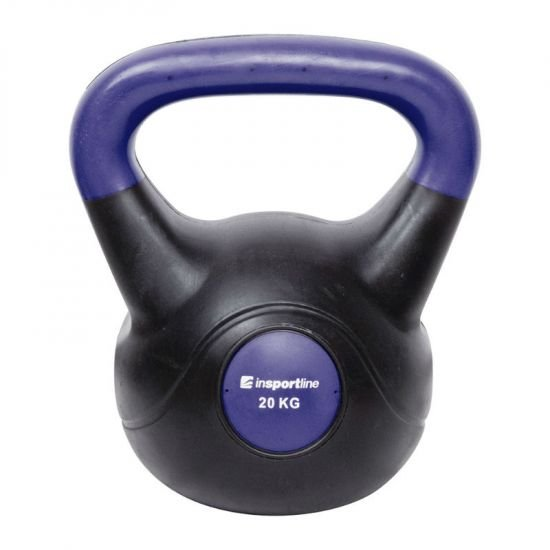 Пудовка inSPORTline Vin-Bell Dark 20 кг
