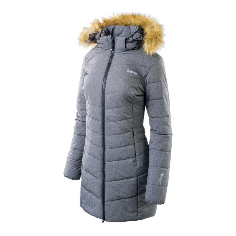 moda Trampki 2018 wyprzedaż w sklepie wyprzedażowym Ladies winter jacket HI-TEC Lady Gala