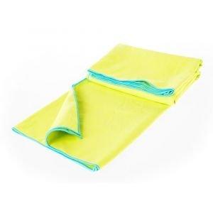 Микрофибърна кърпа AQUAWAVE Menomi, Лайм