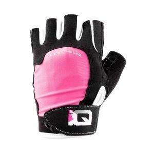 Фитнес ръкавици IQ Mill, Розов