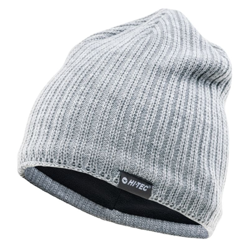 Зимна шапка HI-TEC Ramir, Светло сив