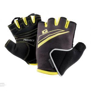 Вело ръкавици IQ Snag, Черен