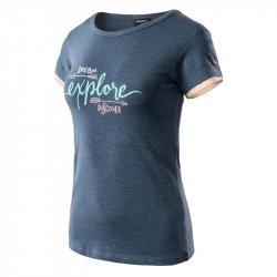 Дамска тениска HI-TEC Lady Solero