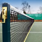 Мрежа за тенис на корт ЯКО
