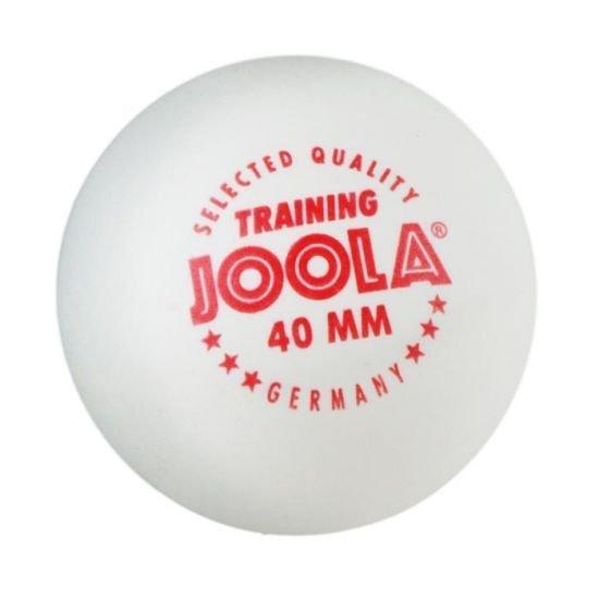 Топчета за тенис на маса JOOLA Training бели
