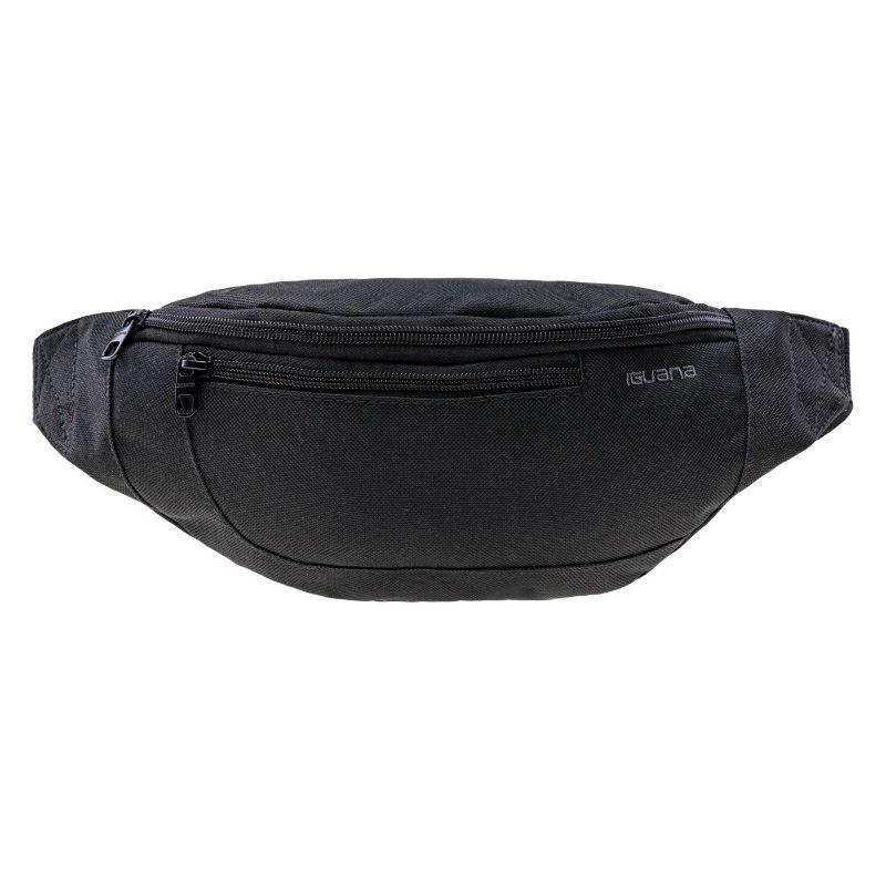 Чанта за кръст IGUANA Sorbelt, Черен