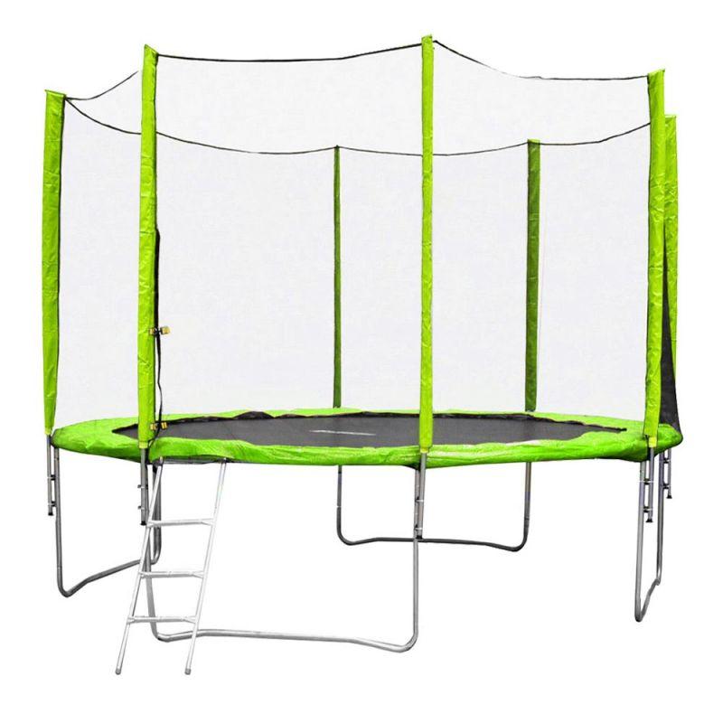 trampoline set insportline froggy pro 430 cm. Black Bedroom Furniture Sets. Home Design Ideas