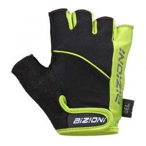 Вело ръкавици BIZIONI GS33, Зелен