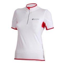 Дамска вело тениска BIZIONI WD21, Бял