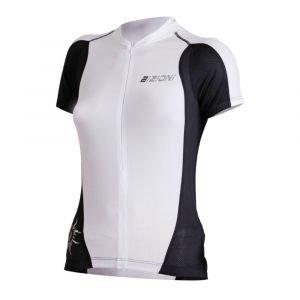 Дамска вело тениска BIZIONI WD22, Бял