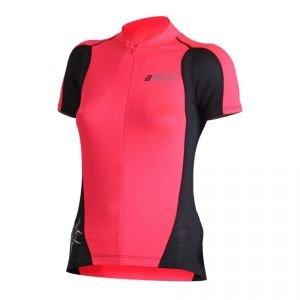 Дамска вело тениска BIZIONI WD22, Розов