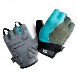 Вело ръкавици IQ Raid, Сив/Син